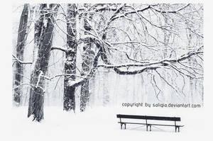 last years snow by JuliaDunin