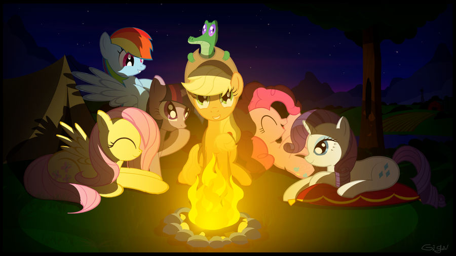 bonfire by gign-3208