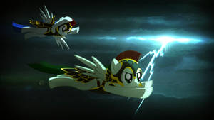 frame The Chronicles of Equestria VII by gign-3208