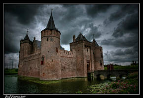 Muiden Castle by amassaf
