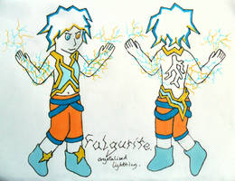 Fulgurite by Iglybo
