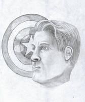 Captain America by Iglybo