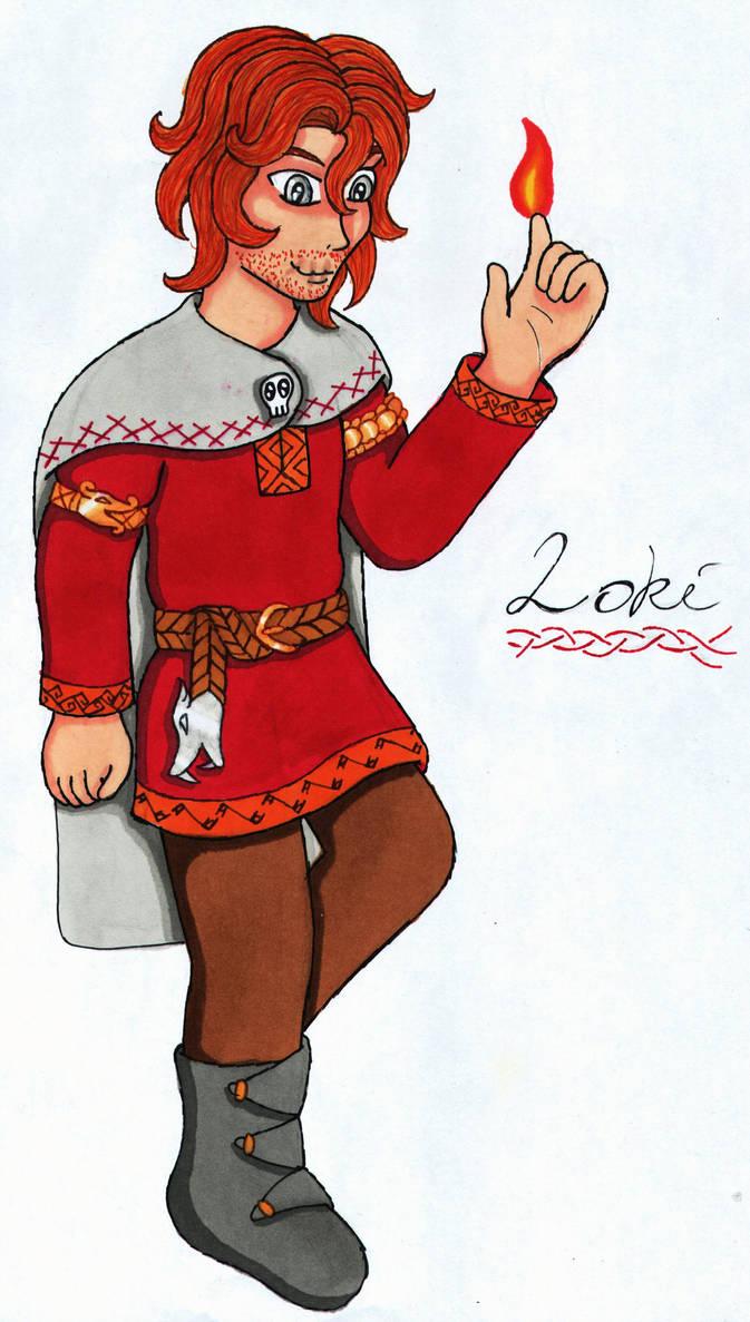 New Loki by Iglybo