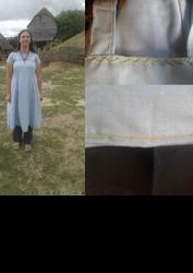 Viking apron dress by Iglybo
