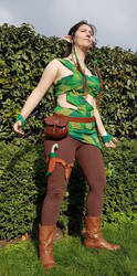 Laufin Cosplay 3 by Iglybo