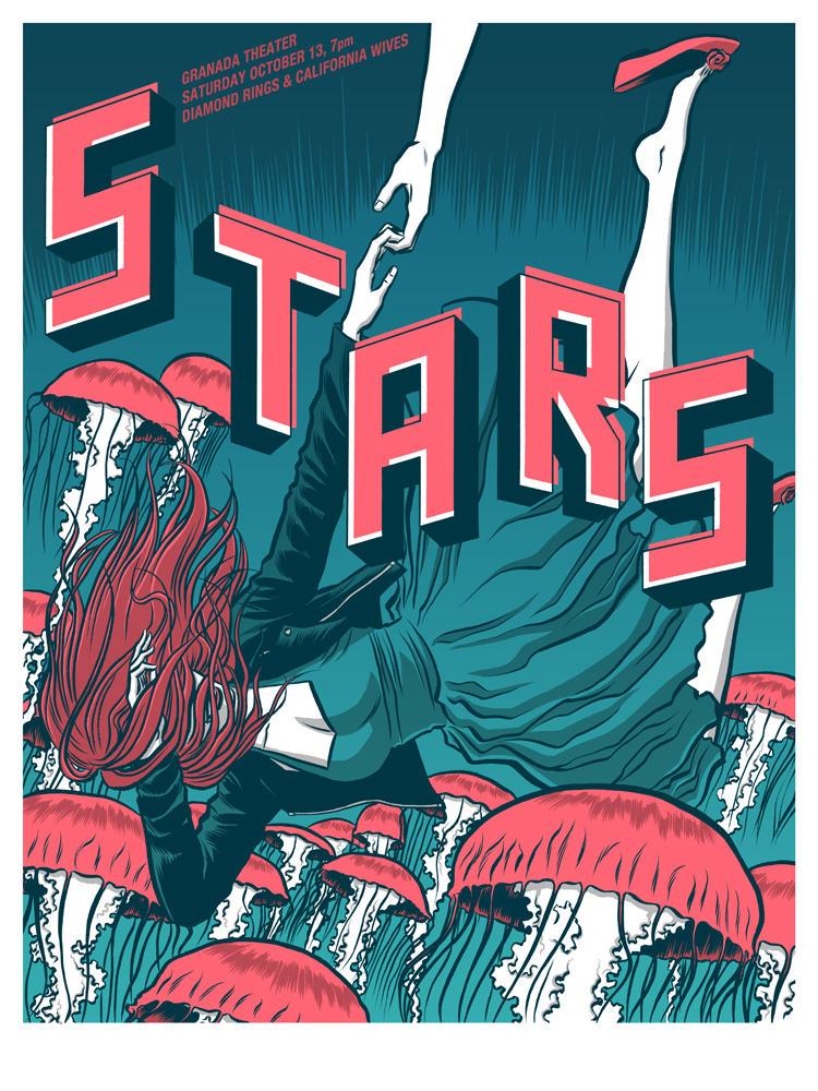 Stars - Granada by robertwilsoniv