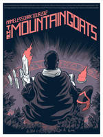 The Mountain Goats Nameless Dark 2 by robertwilsoniv