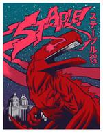 Staplegator 2013 by robertwilsoniv