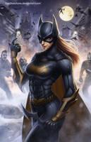 Batgirl by SamDelaTorre
