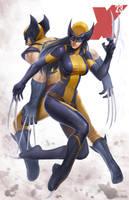 X-23 - Wolverine (4 of 4) by SamDelaTorre