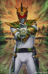 Power Rangers - Drakkon by SamDelaTorre