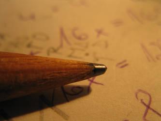 Pencil by BlackToucan