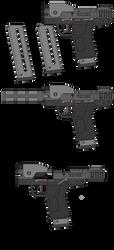 M6L Pistol by EyeInTheSky118