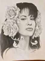 Selena Quintanilla by mgGaze
