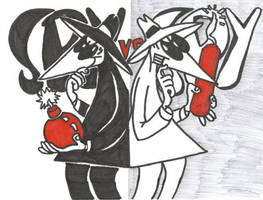 spy vs spy by csclements