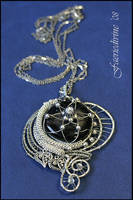 'Stone of Erech' pendant by Faeriedivine