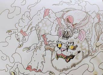Tsuchigumo by JerichoVanburen