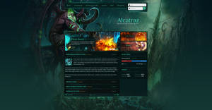 World of Warcraft - Server by Traxlaren