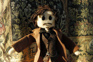 New and IMPROVED Sirius Puppet by MichellePrebich