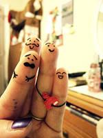 The Family by aznaballerinagrl