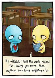 World Record by azuzephre