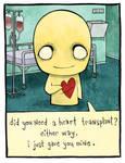 Transplant by azuzephre