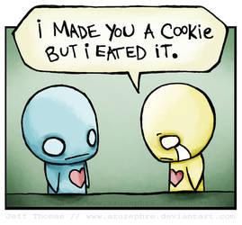 Cookie by azuzephre