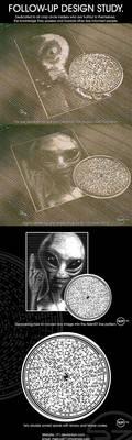 Follow-up Design Study Alien Disc R71. by R71