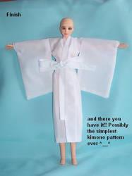 Simple doll kimono tutorial by Tenshi-blues