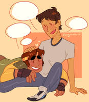hance week day 2 by dongoverlord