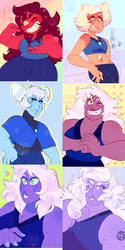 new gem squad(tm) by dongoverlord