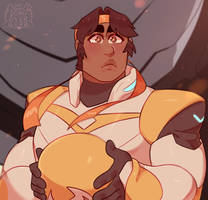 hunk screencap redraw 1/2 by dongoverlord