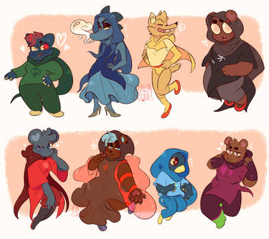 night in the woods god tiers by dongoverlord