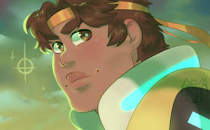 hunk screencap redraw pt. 5 [ voltron ] by dongoverlord