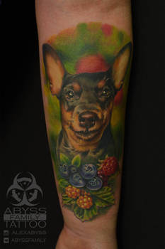 cover-up by ABYSS-TAT-2S