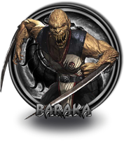 Baraka Mortal Kombat 9 by xDarkArchangel