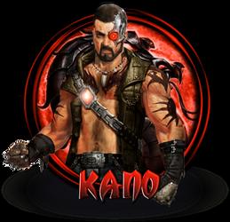 Kano mortal kombat by xDarkArchangel