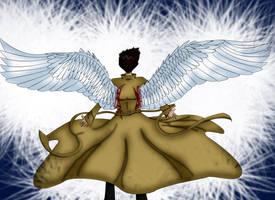 Castiel by Stuckinfantasy10