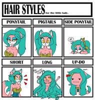 Hair style MEME-Alaisha by AlaishaTheWolf