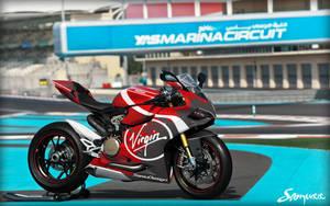 Ducati 1199 Panigale Virgin by SAMUXX