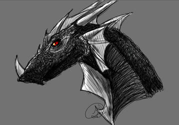 Dragon by chinuyasha500