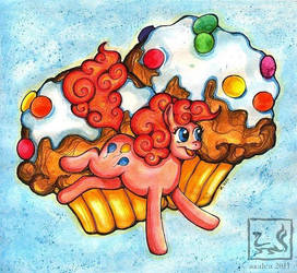 Pinkie by arsnoctu