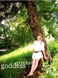 Grecian Goddess by retroposh