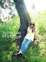 Suburban Stunner by retroposh