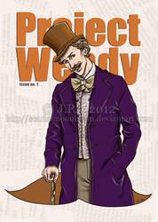 Tom 'Wonka' Hiddleston for Project Wendy by ScarletMoonbeam