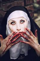 Devil sister by elenasamko