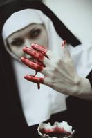 Nun Fetish by elenasamko