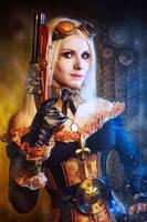Steampunk Shooter by elenasamko