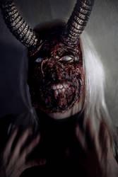 Accursed devil by elenasamko