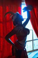 Salma Succubus Witcher 3 Cosplay by elenasamko